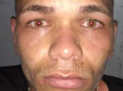 GRAVATÁ: Suspeito de tráfico de drogas é preso na comunidade de Área Verde