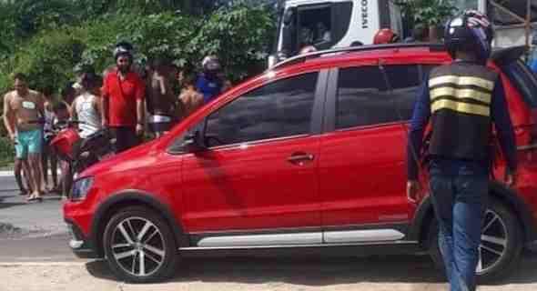 Jaboatão: Homem assassinado com tiros na cabeça na Rodovia BR-101