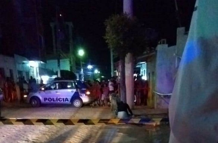 Homicídio: Rapaz assassinado a tiros no bairro da COHAB em Toritama