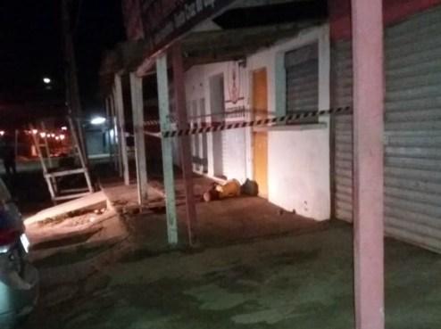 HOJE: Rapaz assassinado a facadas em Santa Cruz do Capibaribe