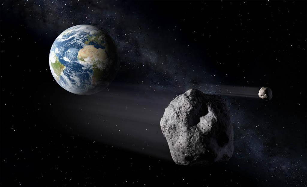 UNIVERSO: Agência Espacial Europeia garante que asteroide QV89 não vai colidir com a Terra