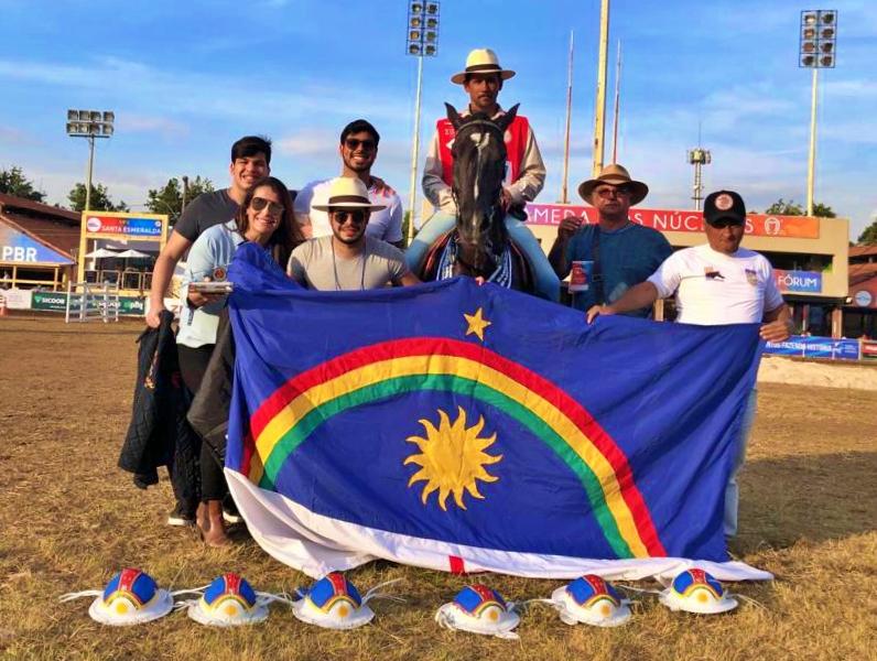 Cavalos gravataenses se destacam na 38ª Exposição Nacional do Cavalo