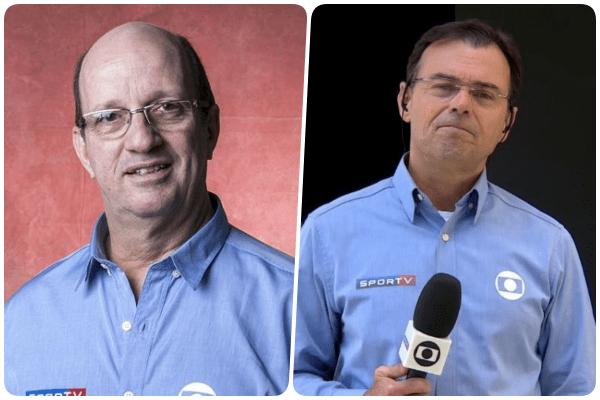 Tino Marcos e Marcos Uchôa pedem afastamento da Rede Globo