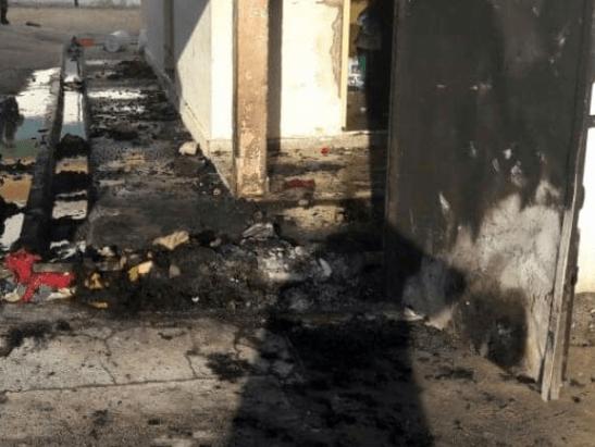 Detentos da cadeia pública de Altinho promovem tumulto e queimam colchões