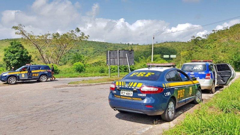 Operação Labirinto é realizada em Quipapá; veículos irregulares foram os alvos
