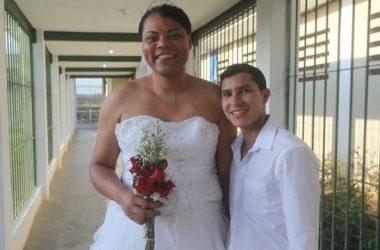 Presídio do agreste de Pernambuco libera casamento entre dois detentos