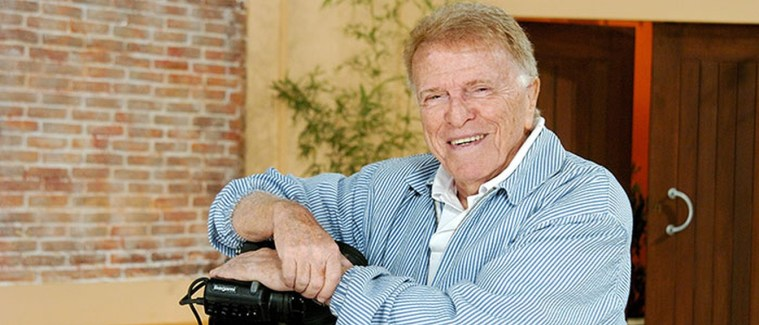 Morre o ator e diretor de TV, Maurício Sherman, criado de vários programas de televisão