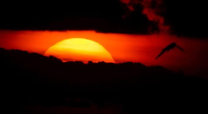 Pôr do sol em Gravatá é um dos mais lindos do Brasil