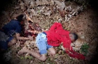 Duplo homicídios registrado em Quipapá; as vítimas são desconhecidas