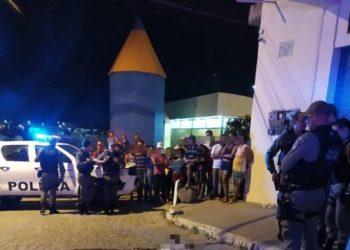 Barragem do Ipojuca atinge 100% de sua capacidade e prefeitura emite alerta