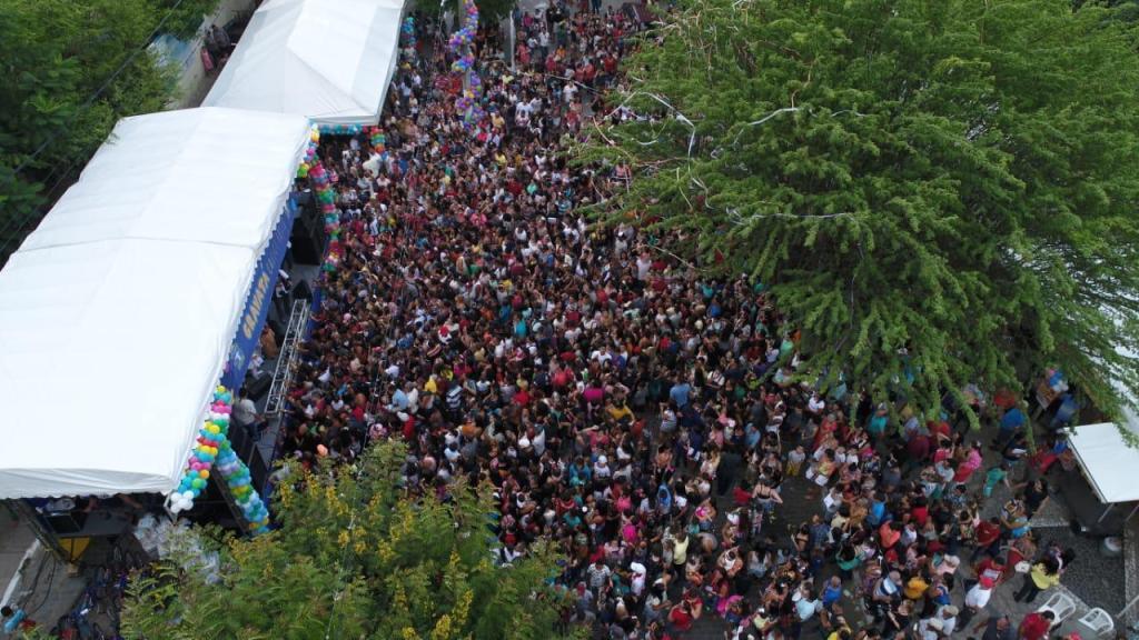 Festa das Crianças em Gravatá bate recorde de público e distribuição de presentes