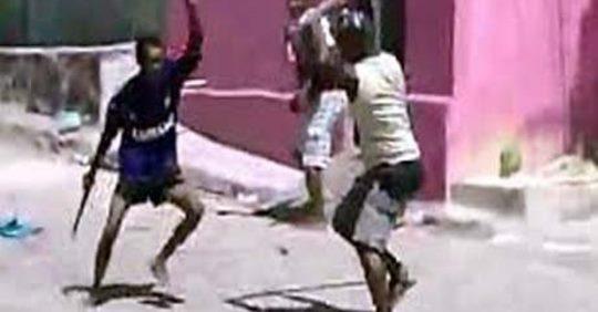 Homem furado com chave de fenda por causa de um peixe; fato ocorreu em Pernambuco