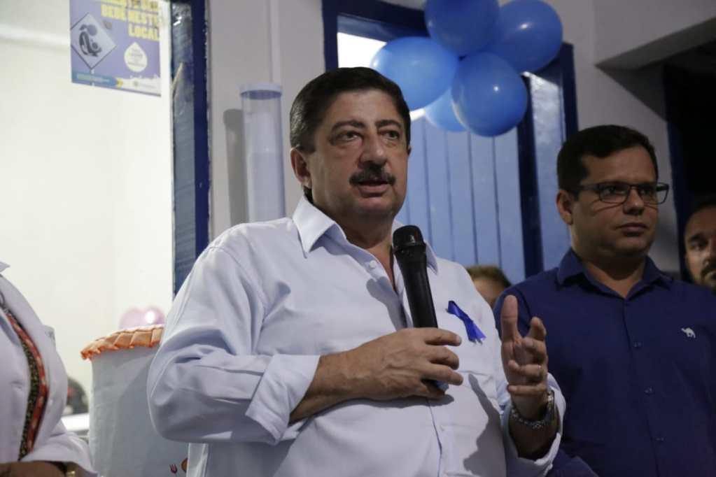 Sou Azul: Prefeito acompanha o início da campanha em Gravatá nesta terça (05)