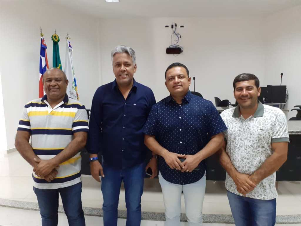 Secretário geral da UVP visita Câmara Municipal de Juazeiro (BA) e amplia parceria