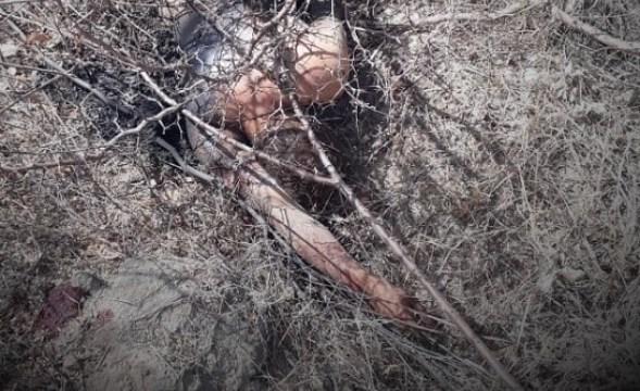 Homem assassinado com pedradas e facadas em Venturosa