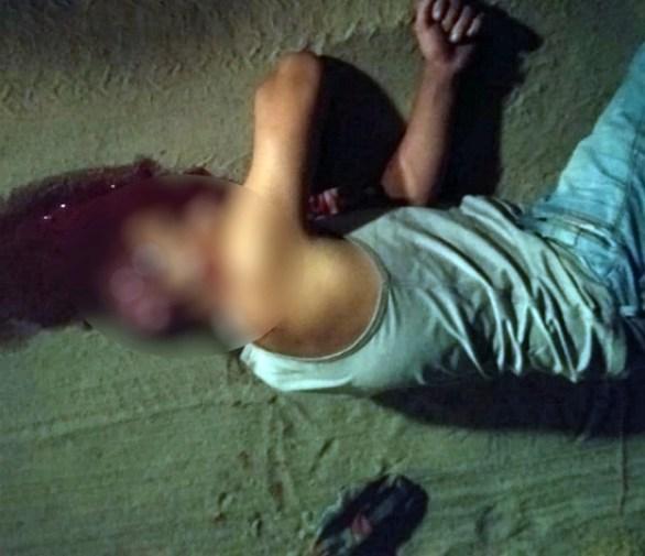 Rapaz envolvido com drogas morto com tiro na cabeça em Águas Belas