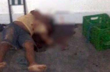 Homem assassinado a tiros no terraço da casa onde morava em Quipapá
