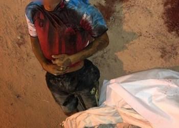 Pilotando moto na contração, adolescente morre após colidir de frente com carreta