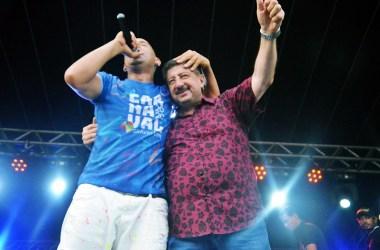 Joaquim Neto foi o político que mais se destacou no carnaval