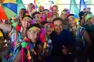 Léo do AR: o vereador mais querido do carnaval de Gravatá