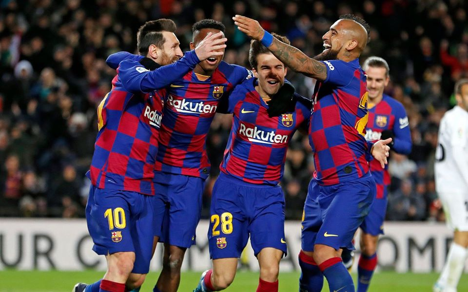 Barcelona lidera lista dos clubes mais ricos do mundo