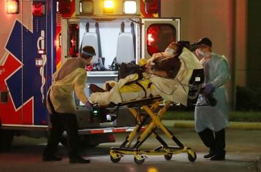 Mais de 1.100 pessoas morrem em 24 horas nos Estados Unidos