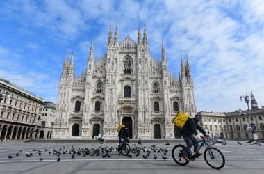 Itália prolonga quarentena até o dia 2 de maio
