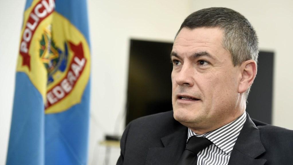 Presidente Bolsonaro exonera diretor-geral da Polícia Federal
