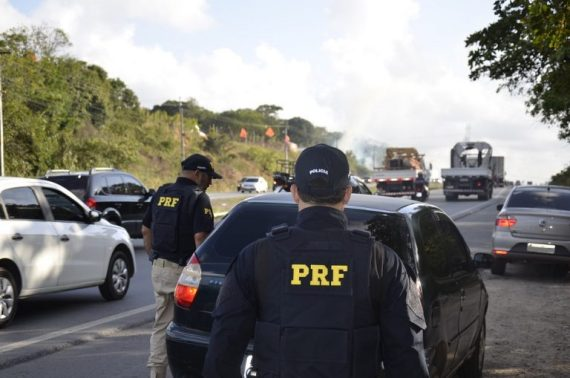 PRF registra dois graves acidentes em rodovias federais de Pernambuco