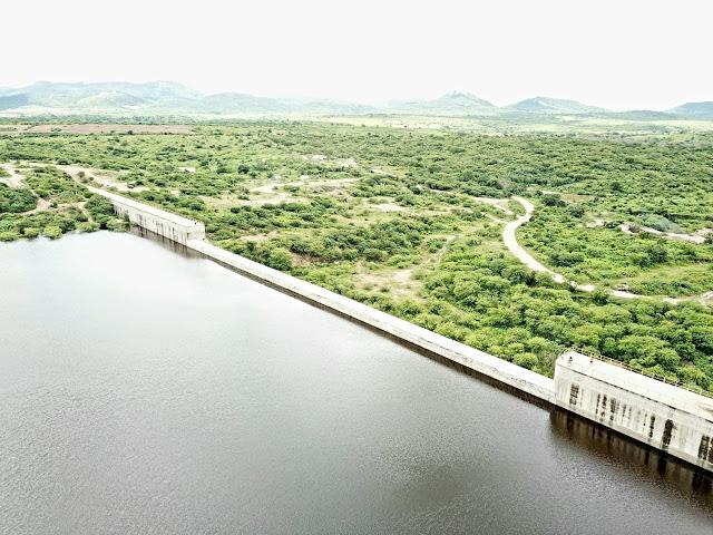Defesa Civil de Caruaru tranquiliza sobre nível da Barragem do Ipojuca em Belo Jardim