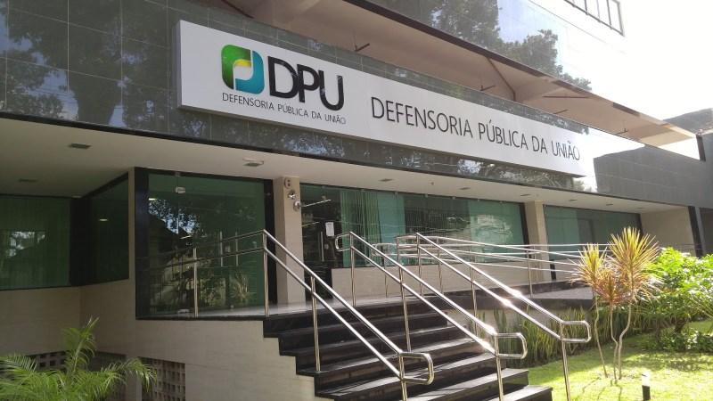 DPU no Recife prorroga atendimento à distância até 31 de agosto