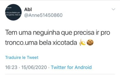 Cantora Ludmilla sofre ataque racista no Twitter; artista respondeu em seguida