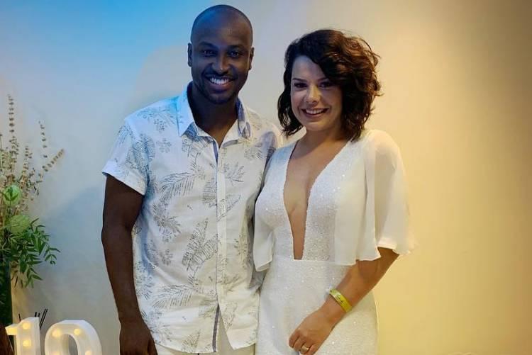 Thiaguinho leva web à loucura com postagem de aniversário para Fernanda Souza: ''Você é incrível!''