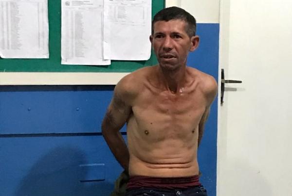 PM de Gravatá que trabalha no Ceará detém homem armado na Boa Vista
