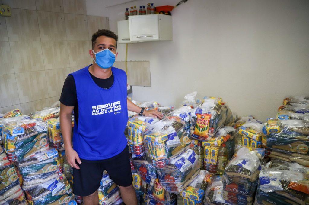 Gravatá: ONG Novo Jeito doa 1400 cestas básicas que serão distribuídas para carentes