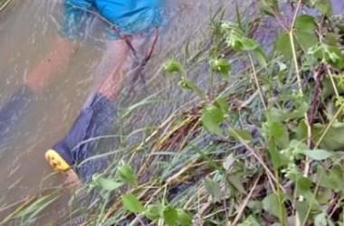 Agricultor, que tentou atravessar rio, é encontrado morto na zona rural de Passira