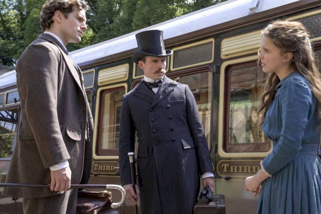 Estreia em Setembro o filme 'Enola Holmes' na Netflix