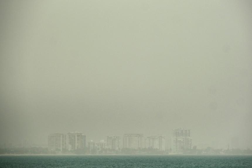 Nuvem gigante de poeira já atinge cidades das Américas do Norte e Central