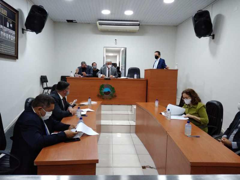 EXCLUSIVO: Câmara de Chã Grande reprova contas do ex-prefeito Daniel Alves