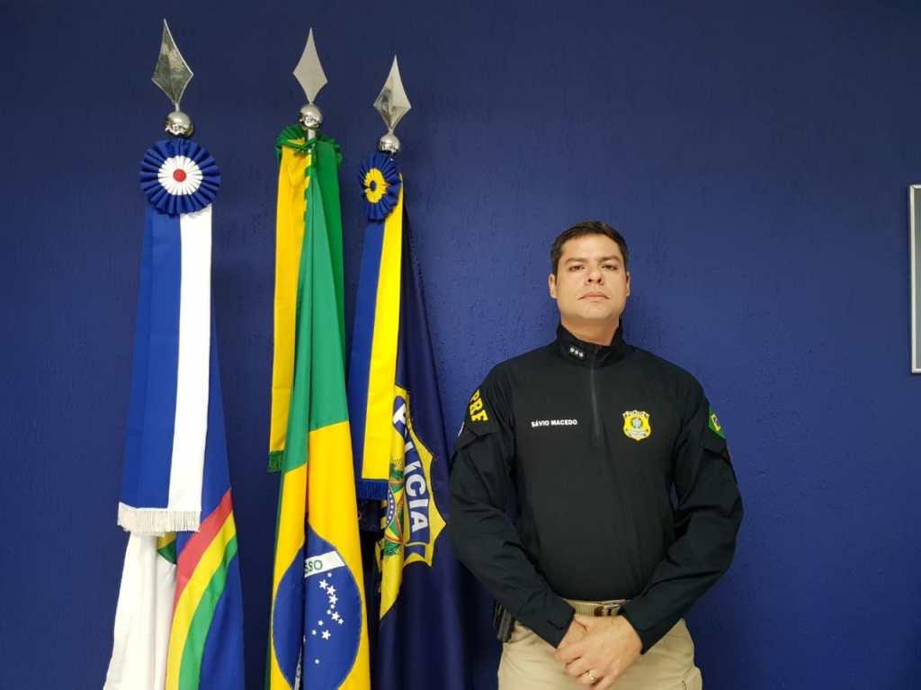 Novo superintendente da PRF toma posse em Pernambuco