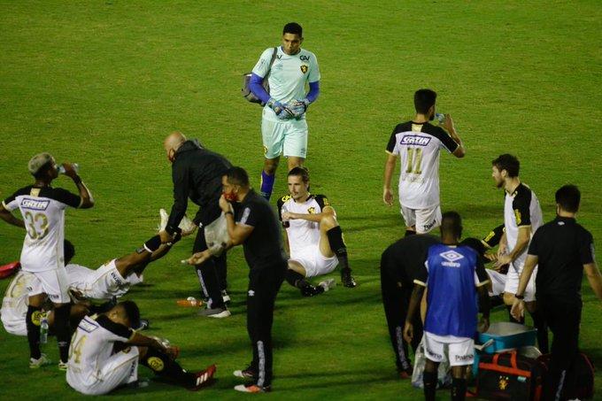 Sport perde para o Fortaleza nos pênaltis e deixa a Copa do Nordeste