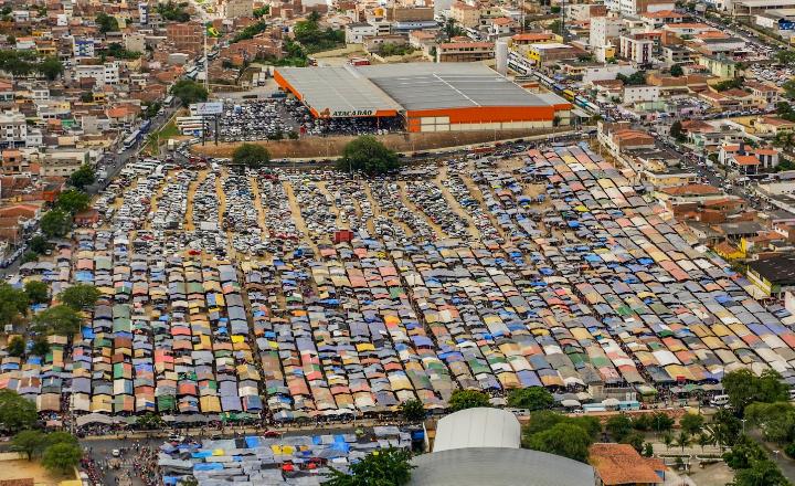 Vereadores de Caruaru querem reabertura da Feira da Sulanca durante pandemia