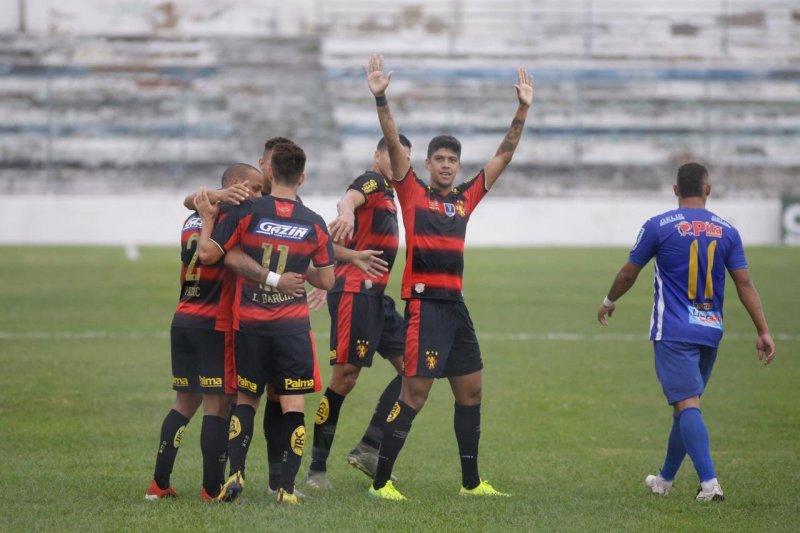 Sport derruba o Decisão e se mantém na primeira divisão do Pernambucano