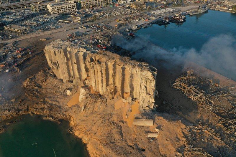 Fotos: Já passa de 5 mil o número de feridos em explosão registrada no porto de Beirute