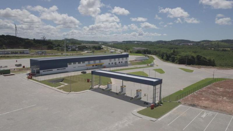 Porto de Suape em Pernambuco passa a contar com pátios de triagens de caminhões