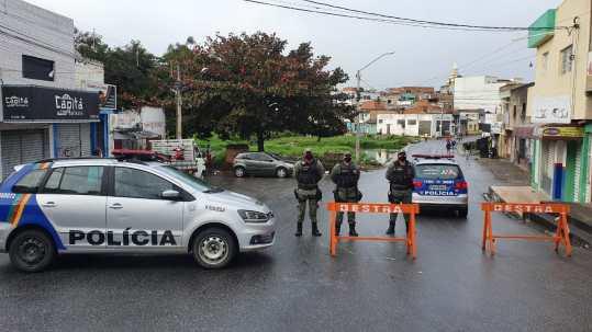 Polícia Militar destinará 283 policiais para Operação Sulanca