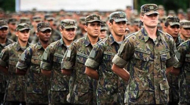 Prazo para alistamento militar segue até 30 de setembro
