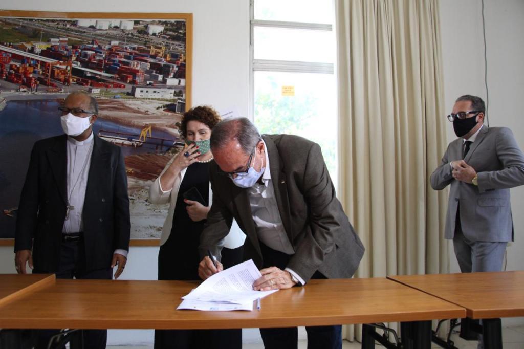 Parceria entre SJDH e instituições paulistas oferece formação profissional para reeducandos