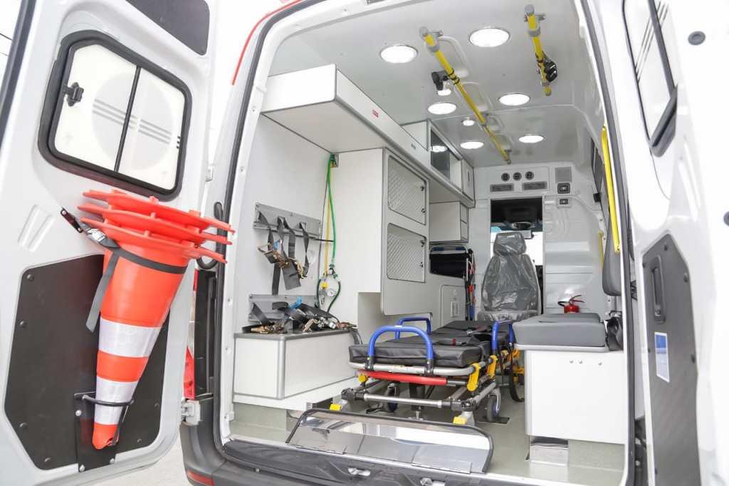 Gravatá adquire mais uma ambulância e atinge o total de 13; o maior desde sempre
