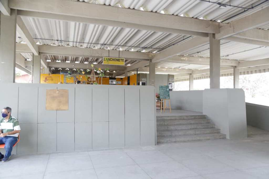 Prefeitura incia reforma na Rodoviária de Gravatá